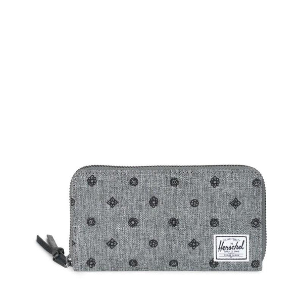 Herschel Supply Thomas Wallet - Raven Crosshatch