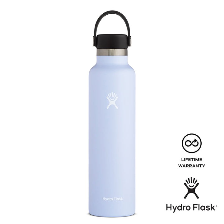 Hydro Flask 24oz Standard Mouth w/ Flex Cap - Fog