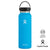 Hydro Flask 40oz Wide Mouth w/ Flex Cap 2.0 - Pacific