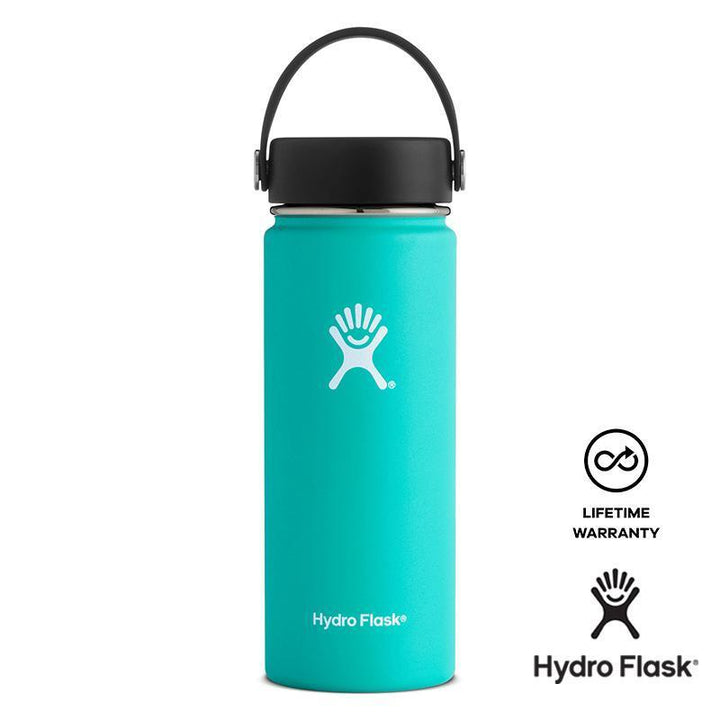 Hydro Flask 18 oz Wide Mouth - Mint