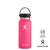 Hydro Flask 32oz Wide Mouth w/ Flex Cap 2.0 - Watermelon