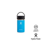 Hydro Flask 12 oz Wide Mouth w/ Flex Sip Lid - Pacific (354ml)