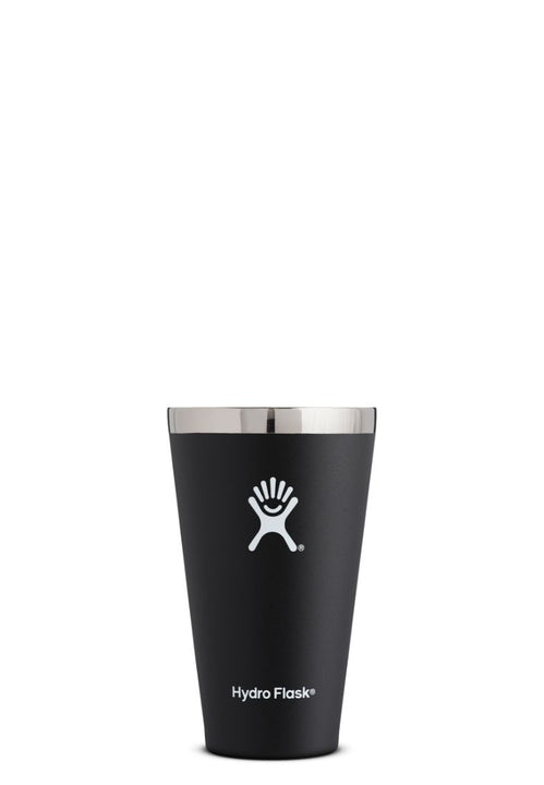 Hydro Flask True Pint Black 16OZ