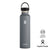 Hydro Flask 24oz Standard Mouth w/ Flex Cap - Stone