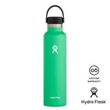 Hydro Flask 24oz Standard Mouth w/ Flex Cap - Spearmint