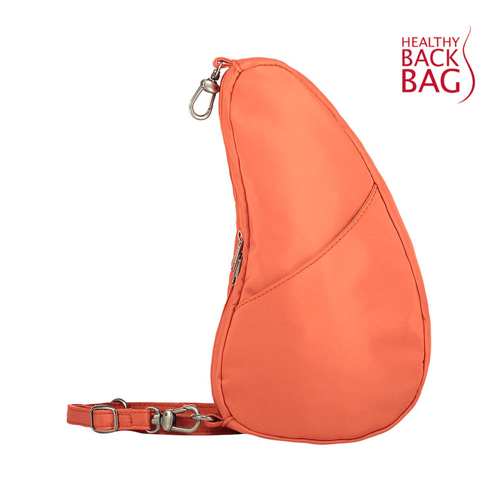 Healthy Back Bag Textured Nylon Large Baglett - Terracotta