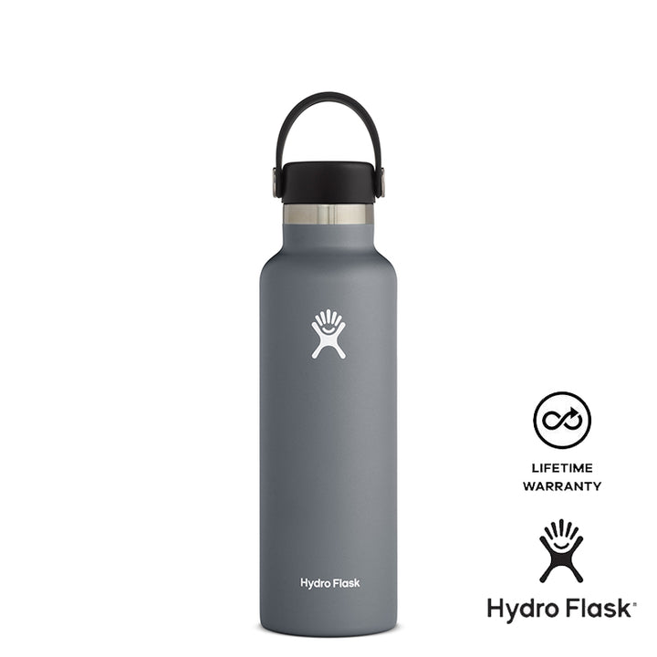 Hydro Flask 21oz Standard Mouth w/ Flex Cap - Stone