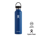 Hydro Flask 24 oz Standard Mouth - Cobalt