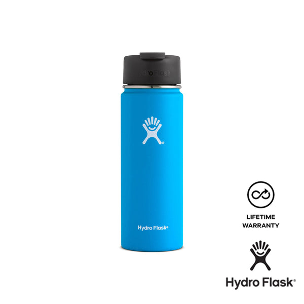 Hydro Flask 20 oz Wide Mouth w/ Flip Lid - Pacific