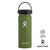 Hydro Flask 18OZ Wide Mouth w/ Flex Cap - Olive