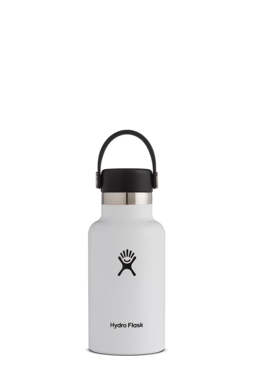 Hydro Flask Standard Mouth Flex Cap White 12Oz