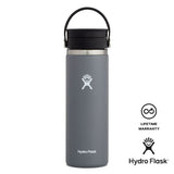 Hydro Flask 20oz Wide Mouth w/ Flex Sip Lid - Stone