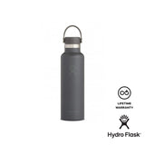 Hydro Flask 21 oz Skyline Series Standard Mouth - Stone