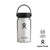 Hydro Flask 12 oz Wide Mouth w/ Flex Cap - Stainless