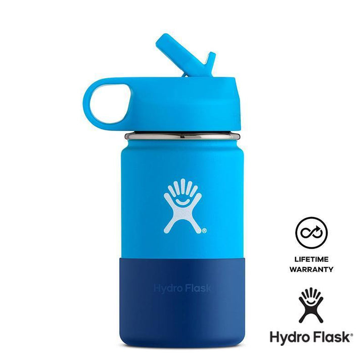 Hydro Flask 12 oz Kids Wide Mouth - Blue