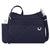 Travelon Anti-Theft Boho Square Crossbody - Navy