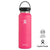 Hydro Flask 40oz Wide Mouth w/ Flex Cap 2.0 - Watermelon