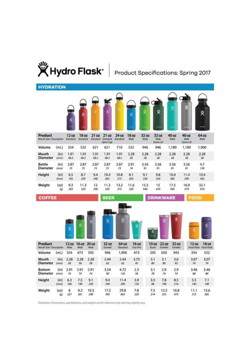 Hydro Flask Tumbler Pacific 22Oz