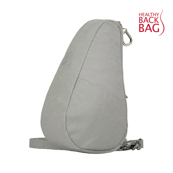 Healthy Back Bag Microfibre Baglett - Frost Grey