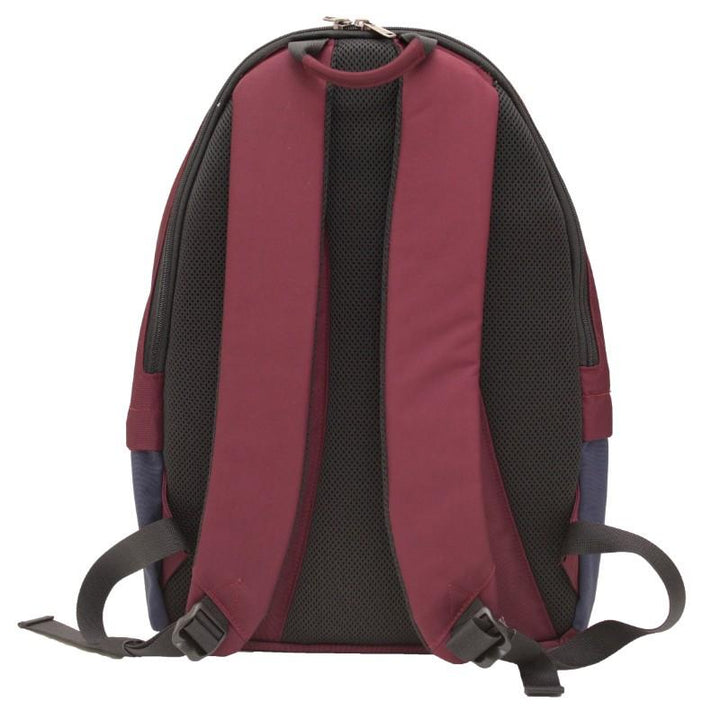 Flight 001 Stowaway Backpack - Burgundy/Midnight 3