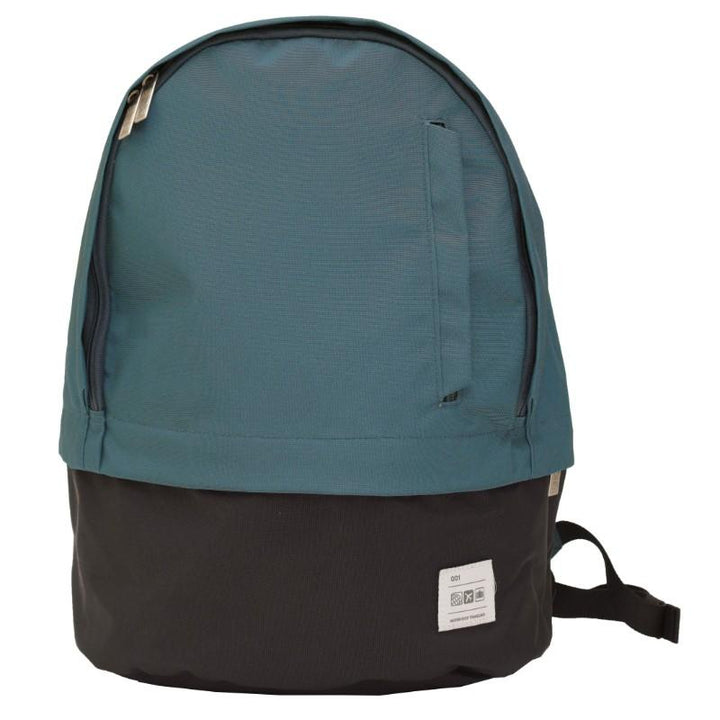 Flight 001  Stowaway  Backpack - Teal/Black 1