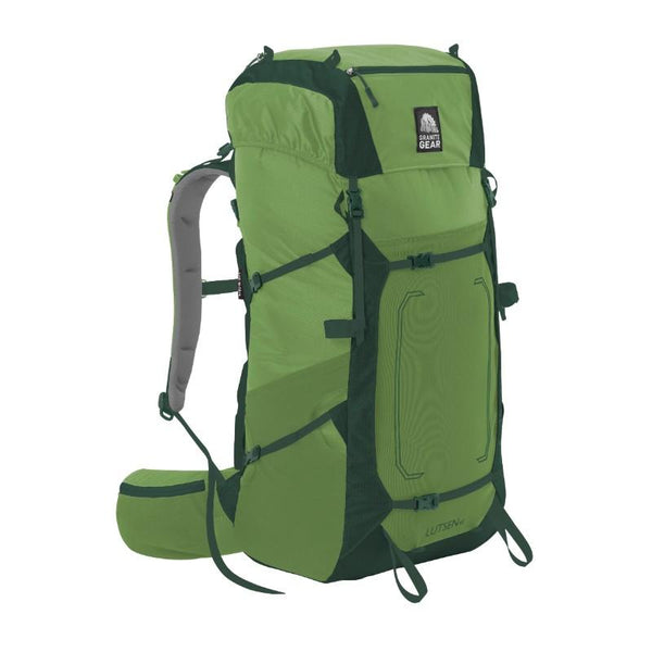 Granite Gear Lutsen 45L Pack-Sm/Md - Moss/Boreal