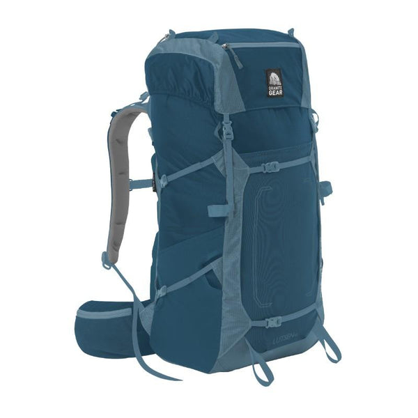 Granite Gear Lutsen 45L Pack-Sm/Md - Basalt/Rodin