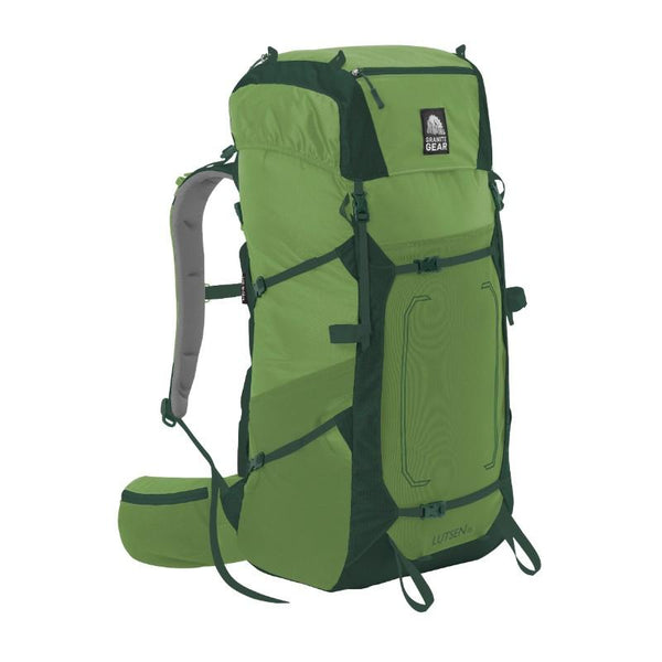 Granite Gear Lutsen 55L Pack-Sm/Md - Moss/Boreal