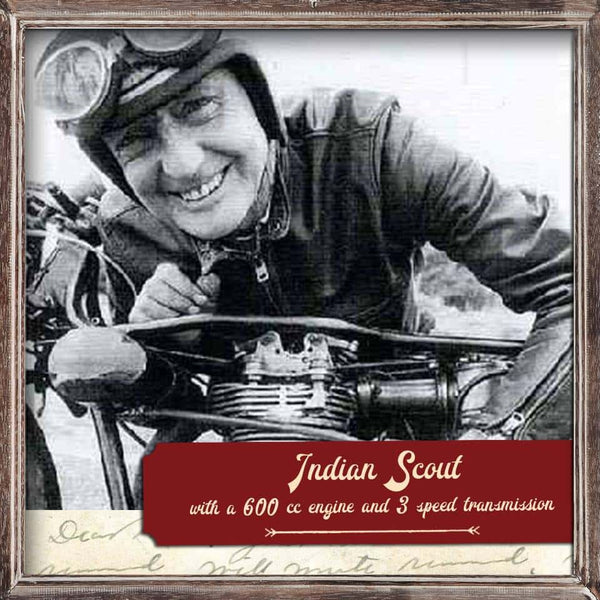The Story of Burt Munro
