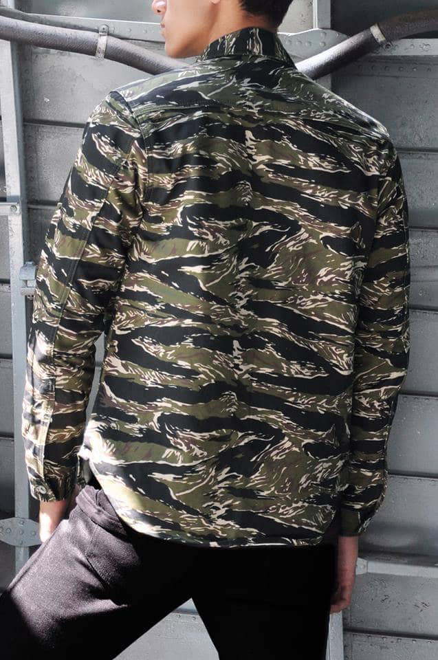 SL707 TigerCamo Long