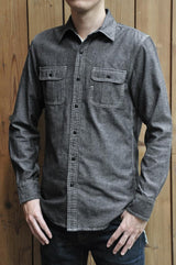 SL701 Western Chambray (Long)
