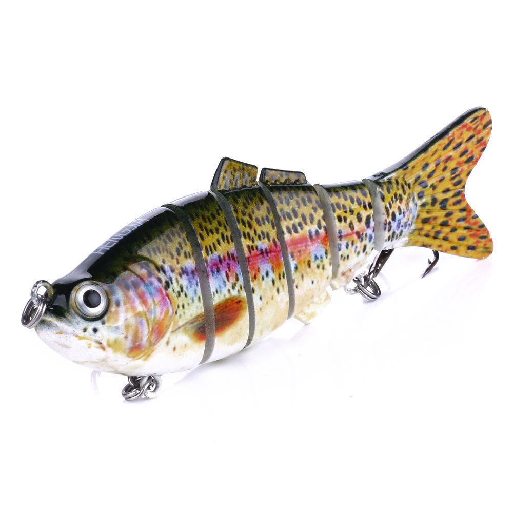 SET OF 5 MULTI-JOINTED LURES (Type 1)
