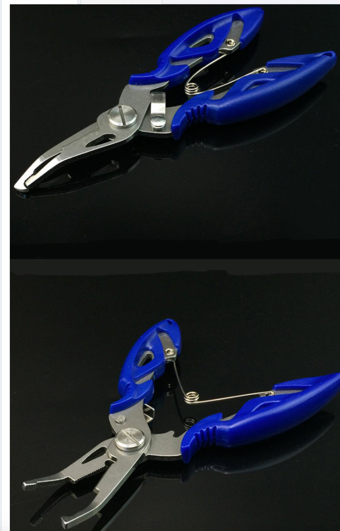 Multi-Function  Fishing Pliers/ Scissors Combo
