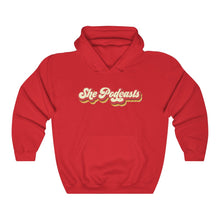 Retro Logo - Unisex Heavy Blend™ Hooded Sweatshirt