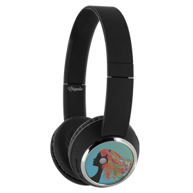 She Podcasts Branded Bluetooth Headphones