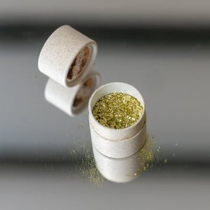 Bioglitzer Gold Dust