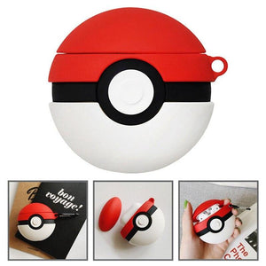 Coque pour Airpods pro Pokemon Pokeball