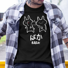 Load image into Gallery viewer, T-shirt | Bunny BAKA! - HappyLife Otaku