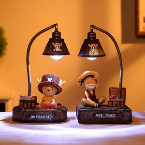 Lampe de nuit One Piece Monkey D. Luffy Chopper