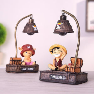 Night Lamp | Monkey D. Luffy (One Piece) - HappyLife Otaku