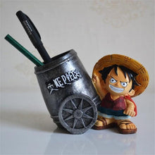 Load image into Gallery viewer, porte-stylo One Piece monkey d. luffy canon
