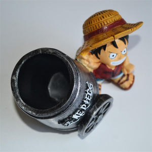 Pen Holder | Monkey D. Luffy (One Piece) Canon - HappyLife Otaku