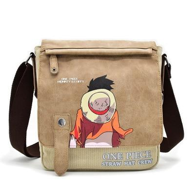Sac à bandoulière One Piece Monkey D. Luffy