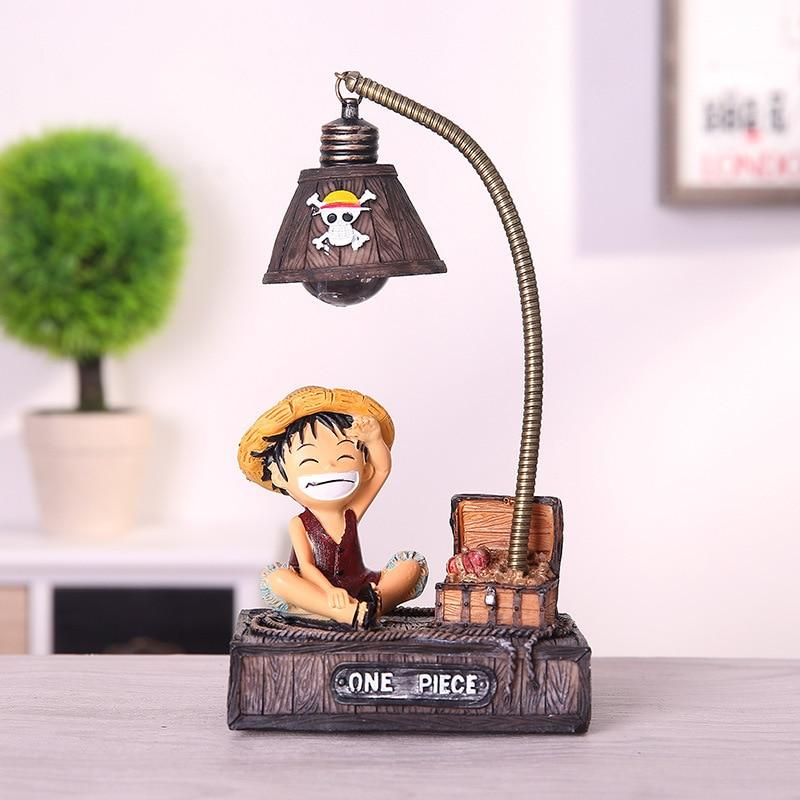 Lampe de nuit One Piece Monkey D. Luffy