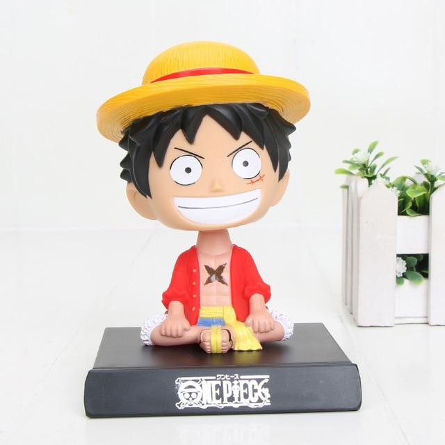 Support de téléphone portable One Piece Monkey D. Luffy