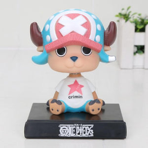 Support de téléphone portable One Piece Tony-Tony Chopper