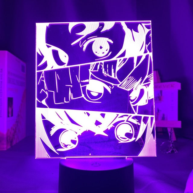LED Night Lamp | Demon Slayer