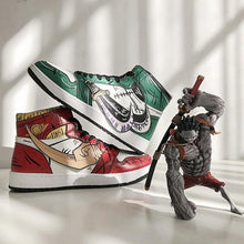 Charger l'image dans la galerie, Sneakers | Roronoa Zoro (One Piece) - HappyLife Otaku