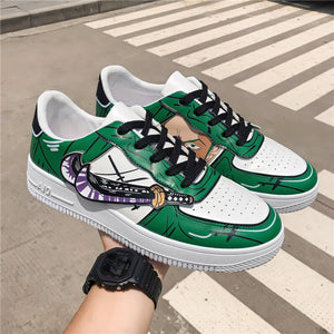 Sneakers | Roronoa Zoro (One Piece) Low