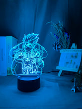 Charger l'image dans la galerie, LED Night Lamp | Naruto Team 7